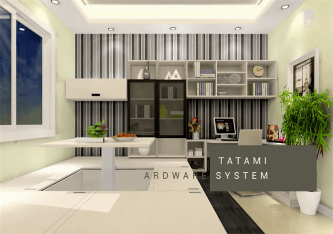 Tatami Hardware System - AOSITE
