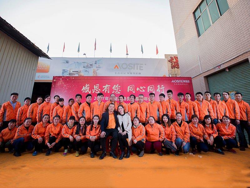 Team for gas spring workshop